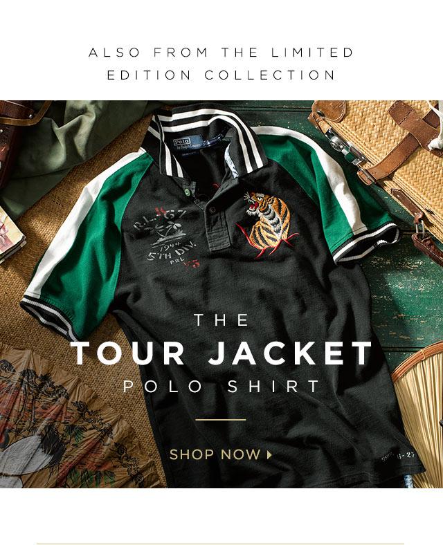 The Tour Jacket